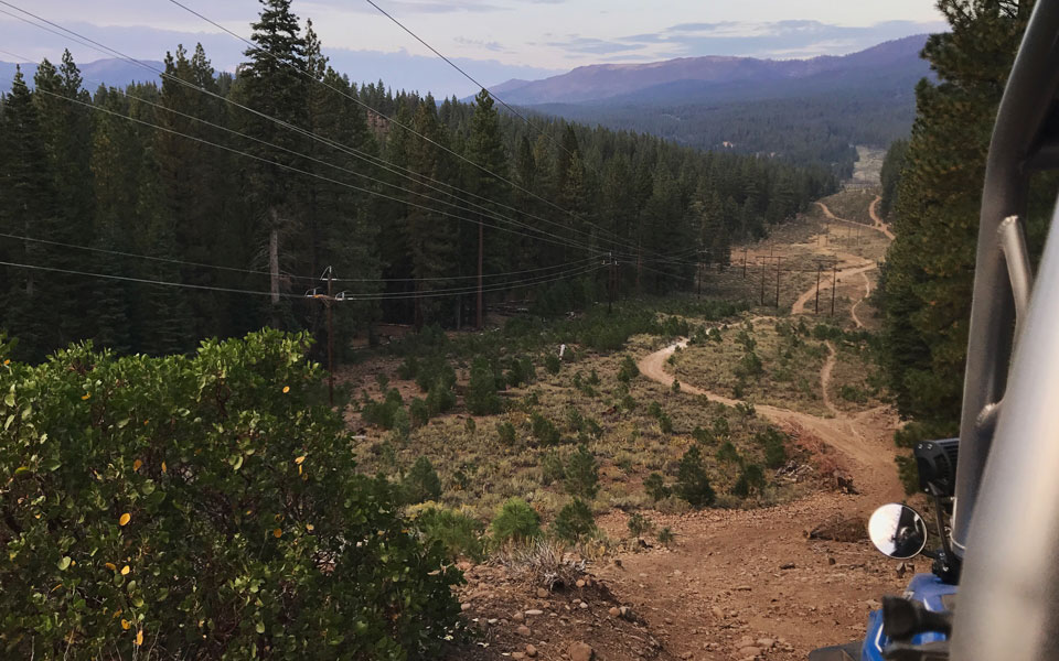 stampede reservoir-california