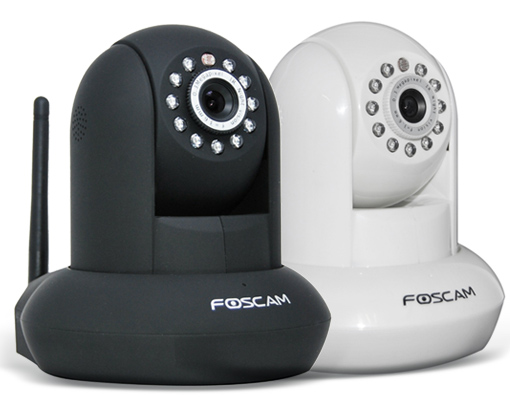 Tech Deal of the Day : Foscam FI8910W IP Camera